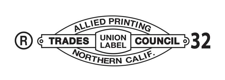 Allied Union Label 32